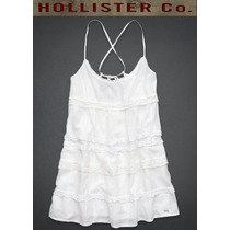 Hollister Abercrombie Vestido Venice Beach Dress G Busto 92