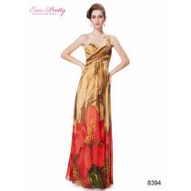 Vestido Floral Importado Belíssimo Pronta Entrega