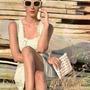 Lindo Vestido Zara Em Tweed