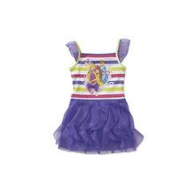 Vestido Bailarina Princesas Disney Tam 24 Meses