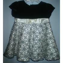 Vestido De Festa Infantil - 18 Meses - Importado