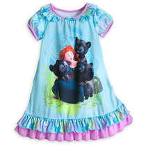 Camisola Infantil Disney Princesa Merida - Valente