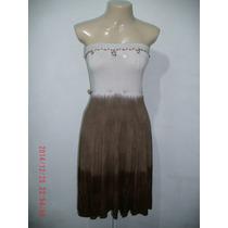 Vestido Tomara Que Caia - Babioli Tam; M R$ 45,00