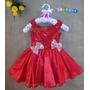 Vestido Festa Infantil Princesa Casamento Modelo Luxo Paetês