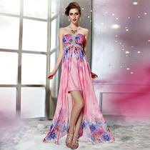 Vestido Festa Ever Pretty Pr Entrega+echarpe=xg=115 Cm Busto