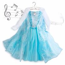 Fantasia Disney Frozen Princesa Elsa Original P Entrega