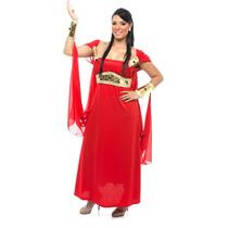 Fantasia Deusa Grega,vestido,gladiadora,game Of Thrones
