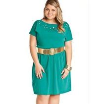 Vestido Plus Size Gordinha Linda Roupa Grande Gg Fashion