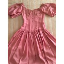 Vendo Vestido De Festa Modelo Princesa