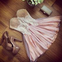 Vestido De Verão Nova Moda Primavera
