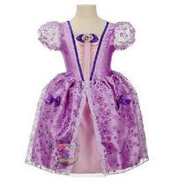 Vestido Princesa Sofia Luxo Pronta Entrega
