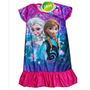Vestido Fantasia Frozen Disney Elsa Pronta Entrega No Brasil
