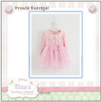 Siticas Vestido Bailarina Princesa Renda