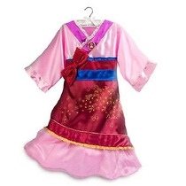 Vestido Princesa Mulan Luxo Original Disney P/entrega