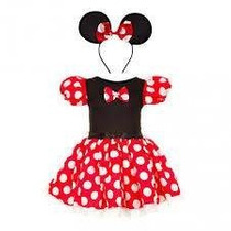 Fantasia Minnie - Infantil
