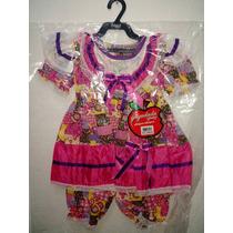 Vestido Festa Junina Menina Infantil 1 A 4 Anos Varias Cores
