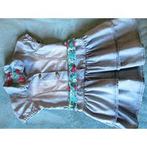 Vestido Infantil, 8 A 10 Anos