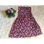 Vestido Abercrombie Casual Floral Casacos Camiseta Hollister