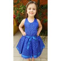 Vestido Infantil De Festa / Casamento / Aniversario Lindo