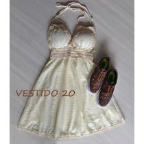 Vestido Rodado Balada Festa Casual Reveillon Praia Verão
