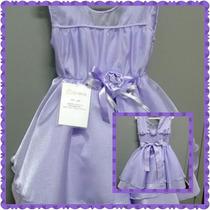 Vestido Infantil Princesa Sofia Luxo Lilás Frete Grátis Br