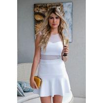 Vestido Branco Morena Bela