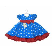 Vestido Infantil Criança Galinha Pintadinha Tema Aniversário