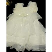 Vestido Daminhas, Batizados, Casamentos, Ocasiões Especiais