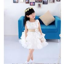 Vestido Criança Importado Para Casamento Batismo Dama Honra