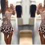 Vestido Estampa Coração Blog Verão 2016 Bojo Prontaentrega