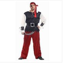 Fantasia Masculina Adulto Pirata Do Caribe Arrase Na Festa