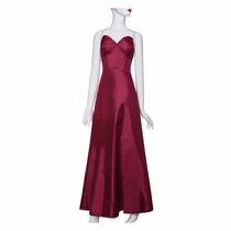 Vestido Longo Feminino Casamento Formatura Eventos Festas