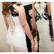 Vestido De Noiva M Com Espartilho Patricia Nascimento