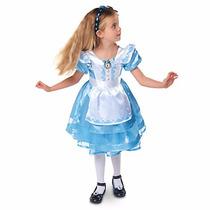 Fantasia Disney Store Alice No País Das Maravilhas Original