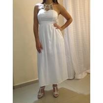 Vestido Longo Para Festa Casamento Madrinha Formatura