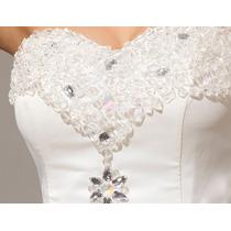 Vestido De Noiva ,debutante - Novo- Pronta Entrega
