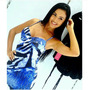 Vestido Planet Girls Estampado Com Bojo E Renda Nas Costas