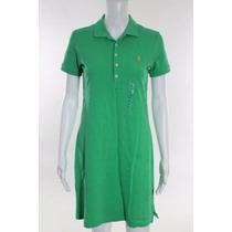 Vestido Polo Ralph Lauren Tamanho P S Novo Original Promoção