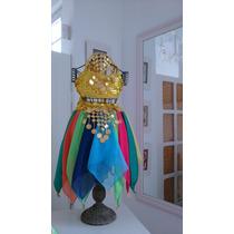 Fantasia Carnaval Infantil - Cigana