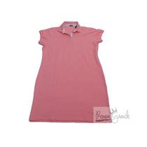 Vestido Polo Feminino? Tecido Piquet - Até Extra Grande