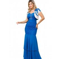 Vestido De Festa Fascinius Moda Evangelica