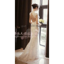 Vestido De Noiva/princesa Pronta Entrega - Tamanho 10