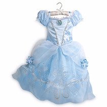 Fantasia Princesa Cinderela Disney Original P Entrega