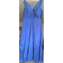 Vestido De Madrinha Ou Mãe De Noiva - Manequim Plus Size