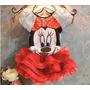 Fantasia Minnie Infantil - Importada Pronta Entrega