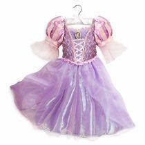 Fantasia Rapunzel Filme Enrolados - Princesa Disney