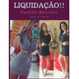 Vestido Nozinho Curto Viscolycra Panicat Liquidaçao!!