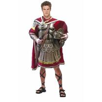 Fantasia General Romano Super Luxo Tam. Único ( 40 A 48)