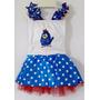 Fantasia Infantil Galinha Pintadinha Vestido Carnaval Festas