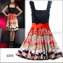 Vestido Importado Usa, Ever Pretty = M = 105 Cm Busto